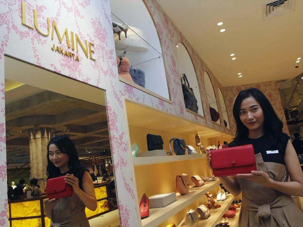Lumine membawa konsep Tokyo Mood mengajak masyarakat di Indonesia untuk merasakan budaya Tokyo yang modern melalui mode dan kulinernya. Pool/Lumine.