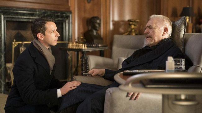 Sinopsis Succession, Seri Drama TV Terbaik Golden Globe 2020