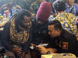 Ada Jaminan Keamanan, Pengungsi di Nduga Kembali ke Rumah