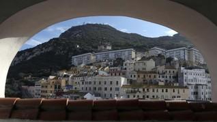 FOTO: Sepotong Inggris Bernama Gibraltar