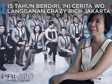Buka-Bukaan Wedding Organizer Tangani Pernikahan Crazy Rich