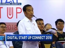 Jokowi Beberkan Strategi Tingkatkan Ekonomi Digital