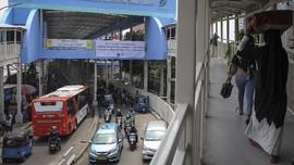 Pemkot Sebut Kolong Skybridge Bersih dari Pejalan Kaki Kamis
