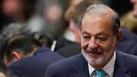 Orang Terkaya Meksiko Carlos Slim Positif COVID-19!