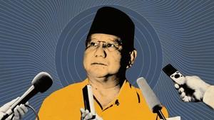 INFOGRAFIS: Enam 'Serangan' Prabowo pada Pers