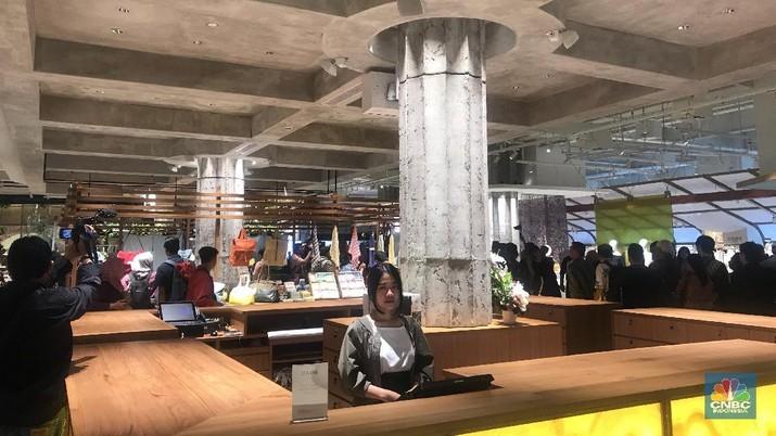 Lumine, Gerai Fesyen Elit Jepang Kini Hadir di Jakarta