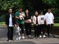 Keluarga Jokowi Anggap Berita Negatif Menguntungkan