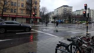 Trotoar Tanpa Pecel Lele di Stockholm