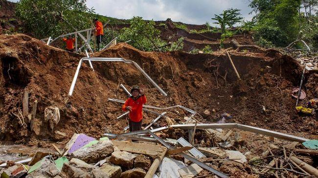 Longsor dan Banjir di Filipina Renggut 85 Nyawa