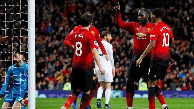 Manchester United dan Arsenal Raih Kemenangan di Liga Inggris