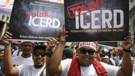 FOTO: Wujud Supremasi Etnis Melayu di Malaysia dalam Aksi 812