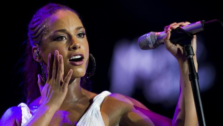 Ternyata, Alicia Keys Jago Atur Keuangan