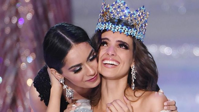 Mengenal Vanessa Ponce, Model Meksiko Jadi Miss World 2018