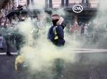 Demo Rompi Kuning Pukul Keyakinan Bisnis Prancis