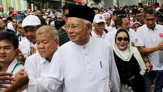 Singapura Kembalikan Rp514 M Uang Korupsi 1MDB ke Malaysia