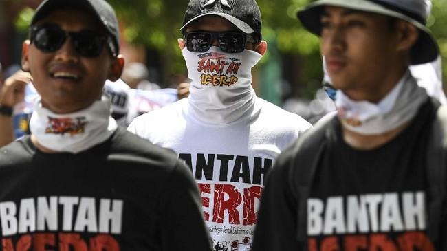 Pemerintahan PM Mahathir Muhammad saat ini didukung oleh kalangan etnis China dan India yang merupakan minoritas. (Photo by Mohd RASFAN / AFP)
