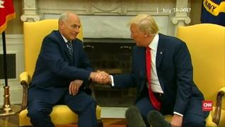 VIDEO: Kepala Staf Gedung Putih Akan Berhenti Akhir Tahun