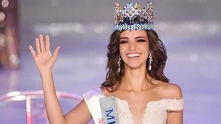 Rahasia Cantik Miss World 2018