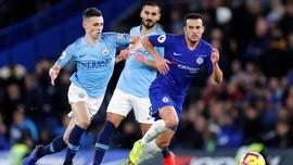 Guardiola Anggap Man City vs Chelsea Penentu Gelar