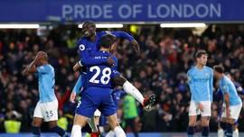 Lima Fakta Menarik di Balik Kemenangan Chelsea atas Man City