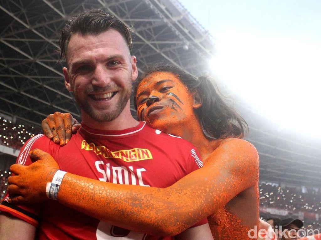Pecah! Selebrasi Persija Juara Liga 1