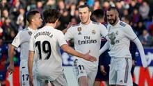 Real Madrid Menang Tipis 1-0 atas Tim Juru Kunci La Liga