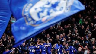 Chelsea Beri Kekalahan Perdana Man City di Liga Inggris