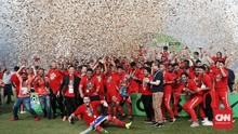 Konvoi Persija Juara Liga 1 2018 Digelar Sabtu