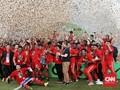 Alasan Tak Ada Hadiah Juara Liga 1 2018 untuk Persija