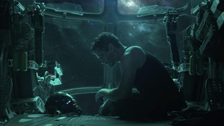 Penulis 'Avengers' Akui Marvel Egois Tak Buat 'Iron Man 4'