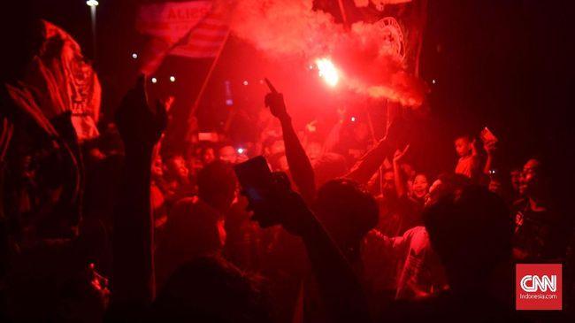 Transjakarta Akan Laporkan Oknum Jakmania Pelaku Vandalisme