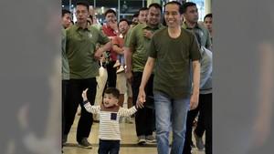 Blak-blakan Jokowi Jawab Fitnah Asing-Aseng hingga PKI