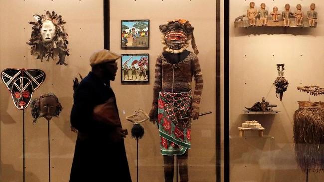 FOTO: Melihat Afrika di Belgia