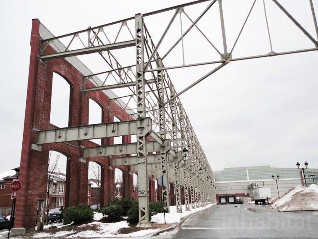 Bekas Pabrik Kereta Disulap Jadi Kompleks Perkantoran