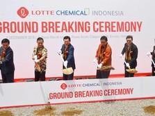 Lotte Bangun Pabrik Petrokimia di Cilegon: RI Butuh 5 Lagi