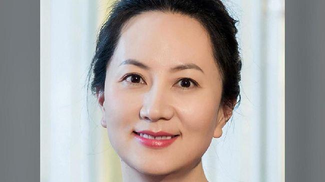 Beri Jaminan Rp108 M, Pengadilan Bebaskan Petinggi Huawei