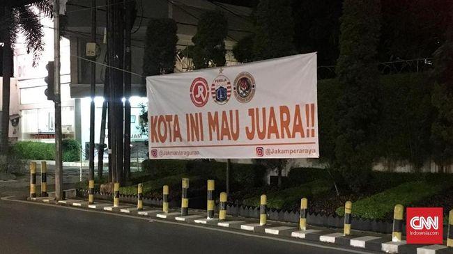 Ibu Kota Menanti Persija Juara Liga 1 2018