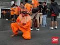 'Macan' Ikut Pesta Kemenangan Persija Jakarta