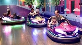 Jokowi soal Jan Ethes: Tak Boleh Ajak Main Boom Boom Car?