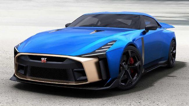 Nissan Jual GT-R Spesial, Lebih Mahal dari Lamborghini Urus