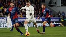 Klasemen La Liga: Real Madrid-Barcelona Berjarak 5 Poin