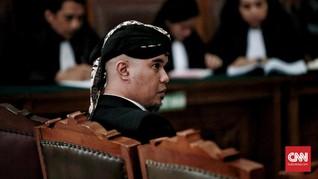 Pleidoi, Ahmad Dhani Pertanyakan Jerat Pasal Ujaran Kebencian