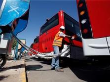 Selain Motor, Pemerintah Fokus Kembangkan Bus Listrik