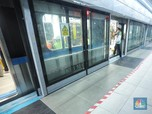 Soal Tarif, Bos MRT Jakarta Masih Tunggu Pemerintah