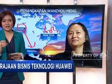 Kerajaan Bisnis Teknologi Huawei