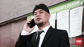 Berkas Kasus 'Ujaran Idiot' Ahmad Dhani Dinyatakan Lengkap