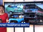 Transportasi Jakarta, Dulu dan Sekarang