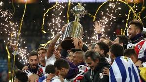 FOTO: River Plate Cetak Sejarah di Copa Libertadores