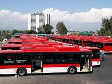 Menagih Janji Pemerintah: Operator Bus Masih Ditagih Kredit!