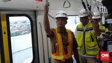 Biro Ekonomi DKI Harap Tarif MRT Diumumkan Anies Pekan Depan